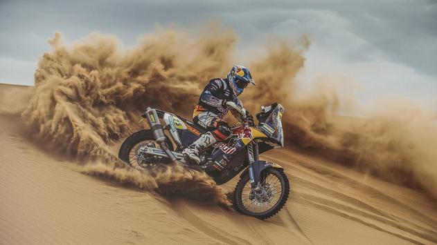 Dakar Rally Motorcycle Desert screenshot 11