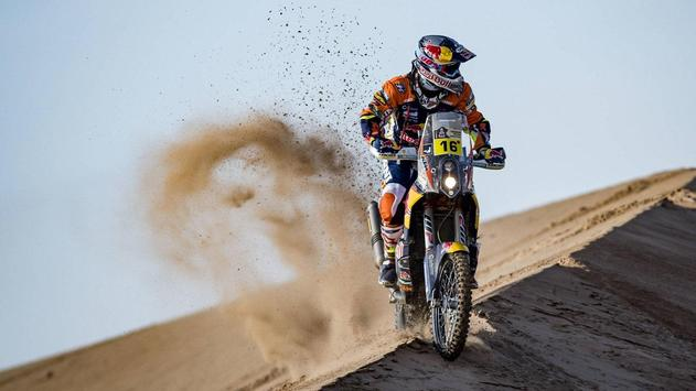 Dakar Rally Motorcycle Desert screenshot 12