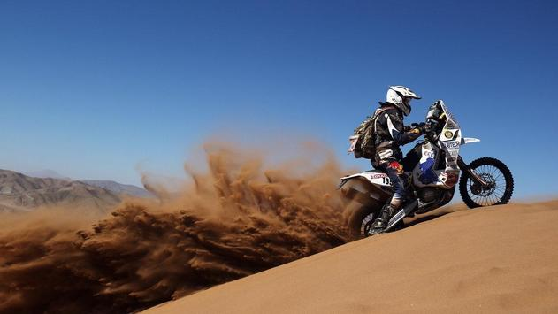 Dakar Rally Motorcycle Desert screenshot 20