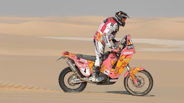 Dakar Rally Motorcycle Desert screenshot 5