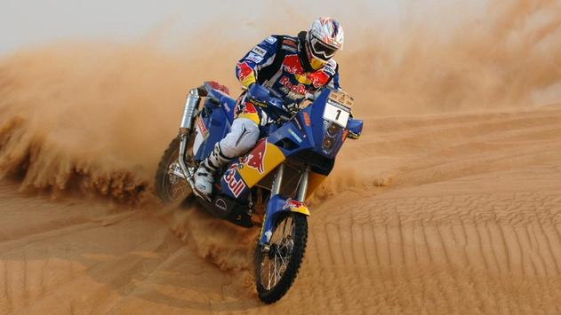 Dakar Rally Motorcycle Desert screenshot 6