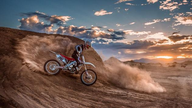 Dakar Rally Motorcycle Desert screenshot 8