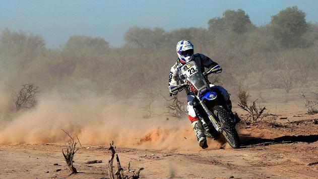 Dakar Rally Motorcycle Racing screenshot 14