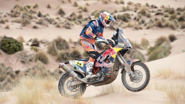 Dakar Rally Motorcycle Racing screenshot 15