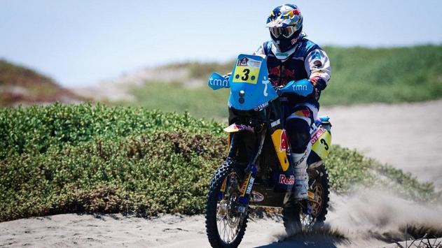 Dakar Rally Motorcycle Racing screenshot 16