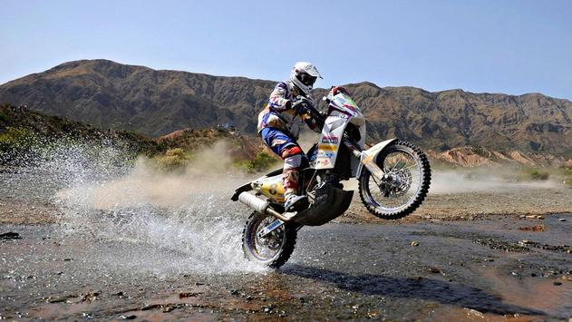 Dakar Rally Motorcycle Racing screenshot 18