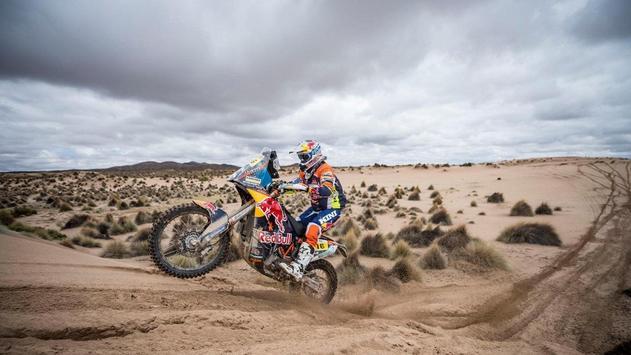 Dakar Rally Motorcycle Racing screenshot 10