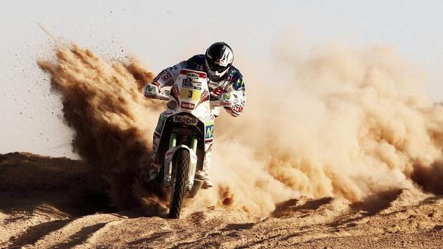 Dakar Rally Motorcycle Racing screenshot 11