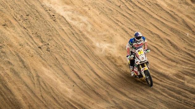 Dakar Rally Motorcycle Racing screenshot 12