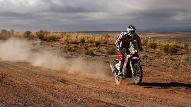 Dakar Rally Motorcycle Racing screenshot 13