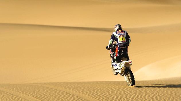Dakar Rally Motorcycle Racing screenshot 1