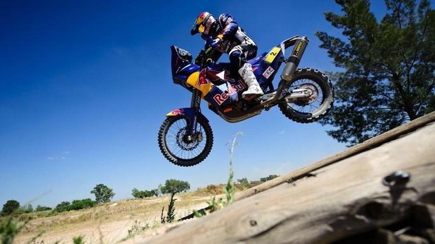 Dakar Rally Motorcycle Racing screenshot 21