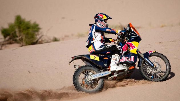 Dakar Rally Motorcycle Racing screenshot 22