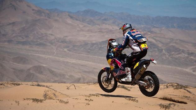 Dakar Rally Motorcycle Racing screenshot 23