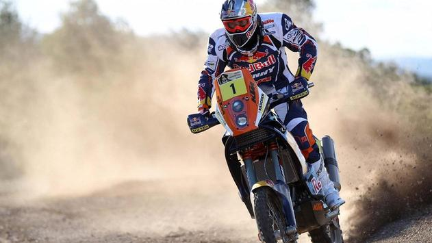 Dakar Rally Motorcycle Racing screenshot 4