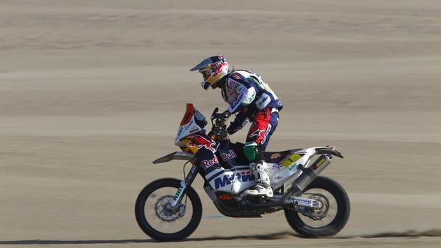 Dakar Rally Motorcycle Racing screenshot 5