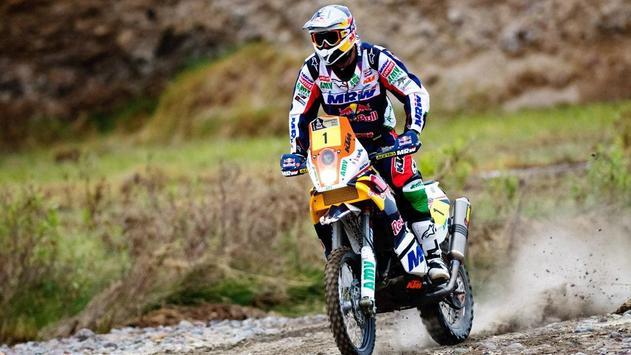 Dakar Rally Motorcycle Racing screenshot 7