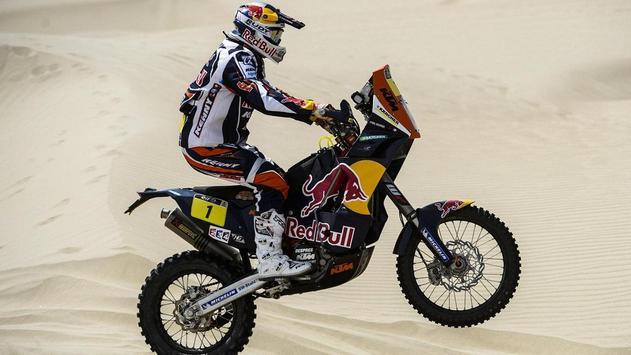 Dakar Rally Motorcycle Racing screenshot 8