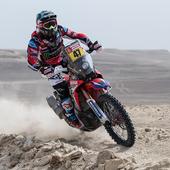 Dakar Rally Motorcycle icon