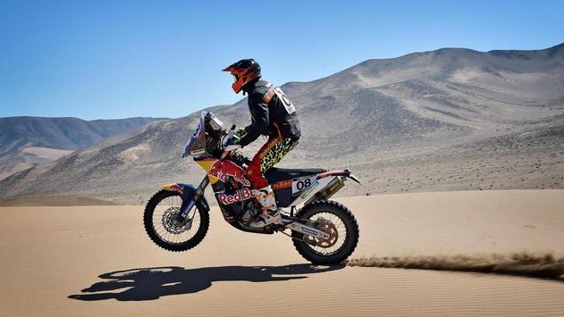 Dakar Rally Motorcycle screenshot 14
