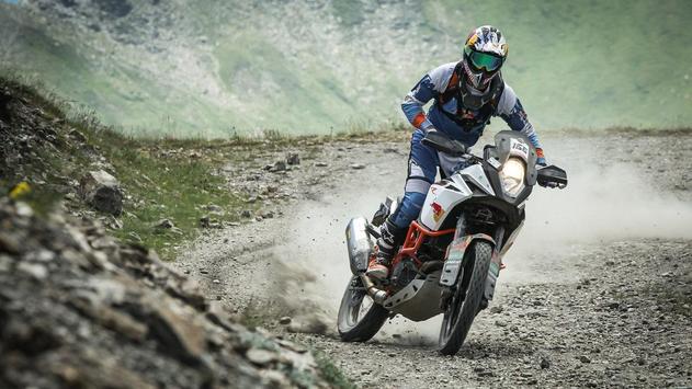 Dakar Rally Motorcycle screenshot 16