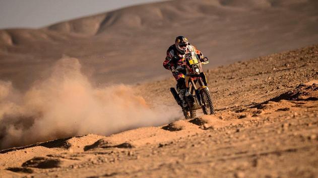 Dakar Rally Motorcycle screenshot 17
