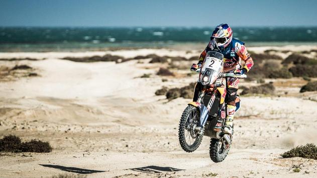 Dakar Rally Motorcycle screenshot 10