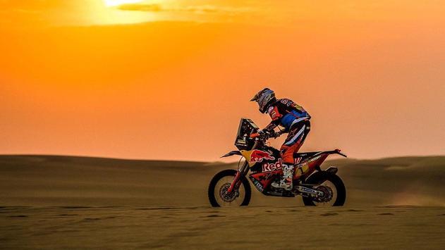 Dakar Rally Motorcycle screenshot 11