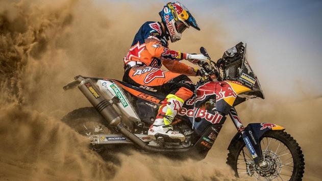 Dakar Rally Motorcycle screenshot 12