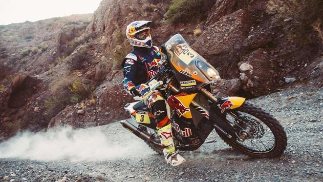 Dakar Rally Motorcycle screenshot 13