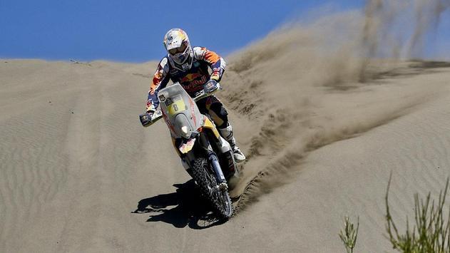 Dakar Rally Motorcycle screenshot 1