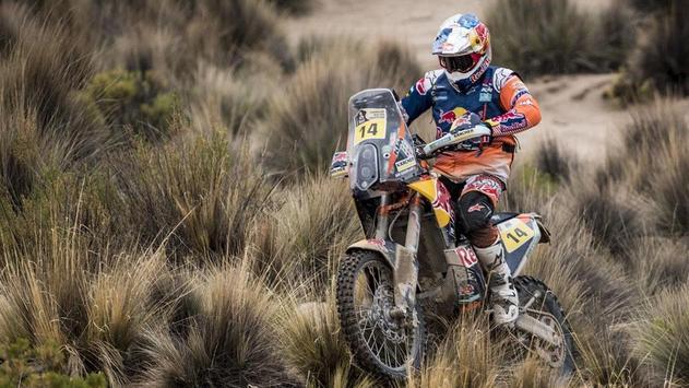 Dakar Rally Motorcycle screenshot 20