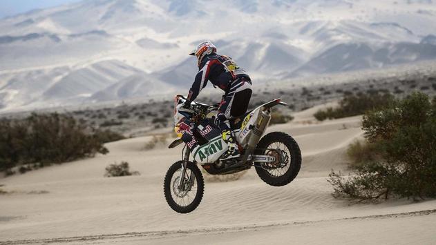 Dakar Rally Motorcycle screenshot 21