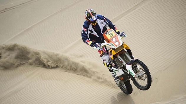 Dakar Rally Motorcycle screenshot 22