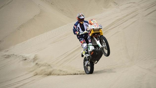Dakar Rally Motorcycle screenshot 23