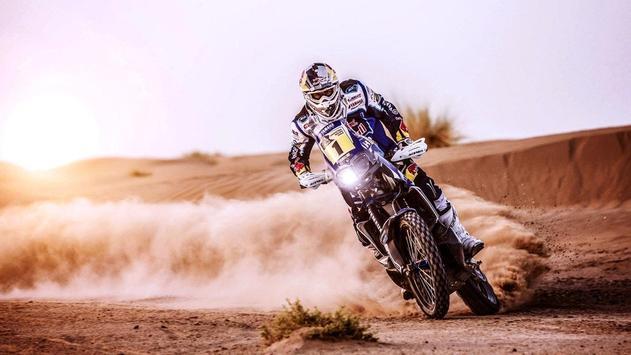 Dakar Rally Motorcycle screenshot 2
