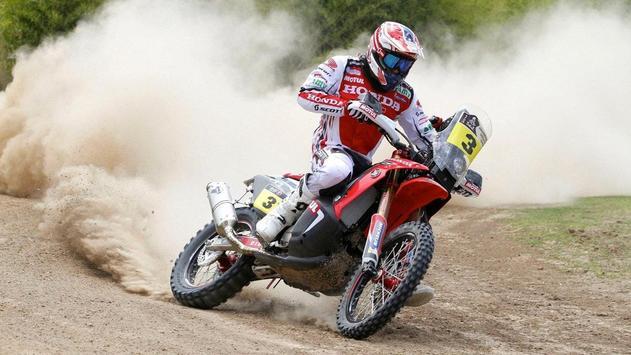 Dakar Rally Motorcycle screenshot 4