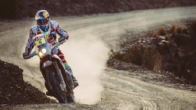 Dakar Rally Motorcycle screenshot 5