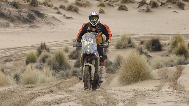 Dakar Rally Motorcycle screenshot 7