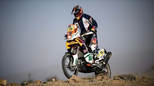 Dakar Rally Motorcycle screenshot 8
