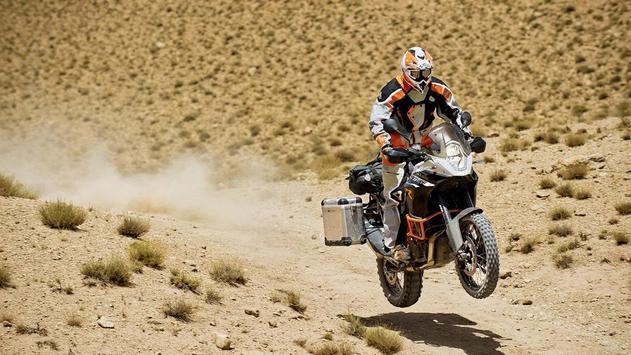 Dakar Rally Bike Wallpaper screenshot 22