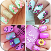 Floral Nail Ideas icon