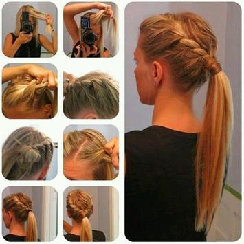 Hairstyle Tutorials Hairstyle Step By Step For Android Apk Download