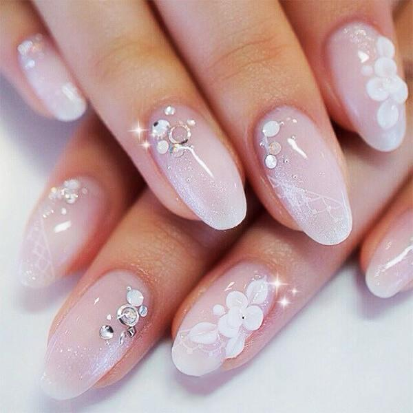 Wedding Nails Ideas - Beautiful Nail Art Designs for Android - APK ...