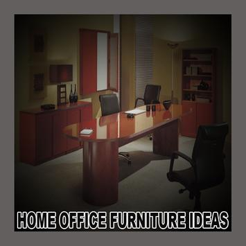 Home Office Furniture Ideas poster