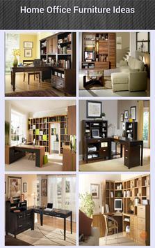 Home Office Furniture Ideas screenshot 1