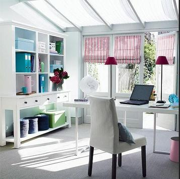 Home Office Room Design screenshot 4
