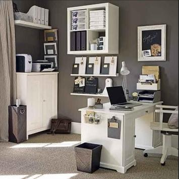 Home Office Room Design screenshot 5