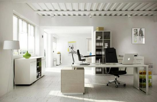 Home Office Room Design poster