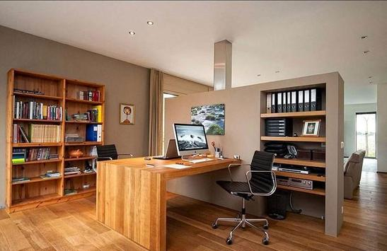 Home Office Room Design screenshot 2